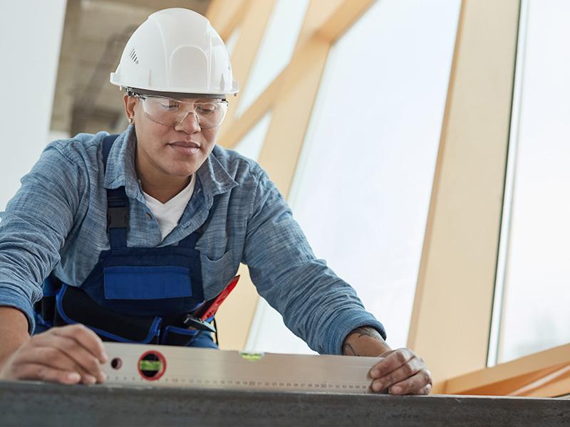 Építőipari szakmunkások